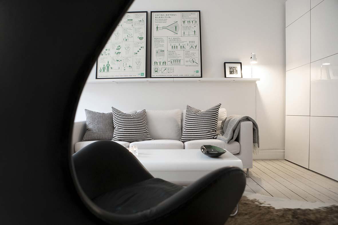 At Home - Miss Friis Design